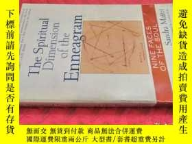 二手書博民逛書店【英文原版】The罕見Spiritual Dimension of the Enneagram( 如圖)Y25