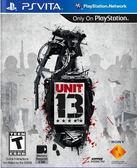 PSV Unit 13 13 特戰隊(美版代購)