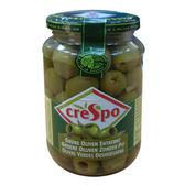 西班牙瑰寶去籽綠橄欖354g