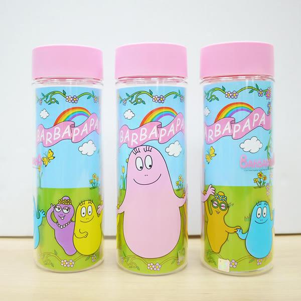 韓國 BARBAPAPA 泡泡先生 水瓶(500ml)【小三美日】水壺