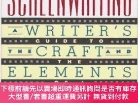 二手書博民逛書店The罕見Tools of Screenwriting: A Writer s Guide to the Craf