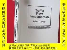 二手書博民逛書店Traffic罕見Flow Fundamentals (16開