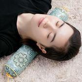 牽引枕 圓枕頭頸椎枕頭修復頸椎專用矯正糖果枕頭頸椎護頸枕成人圓形 玩趣3C