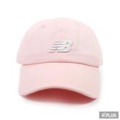 New Balance 帽 運動帽 電繡 粉 - LAH91014PSA