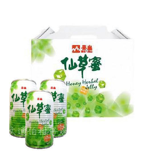 泰山 仙草蜜 12入禮盒