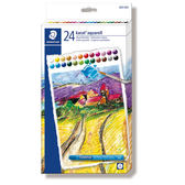 施德樓 MS223 水性蠟筆24色組