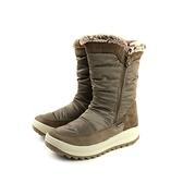 IMAC 靴子 雪靴 義大利製 厚底 卡其色 鋪毛 女鞋 209859.7152.013 no032