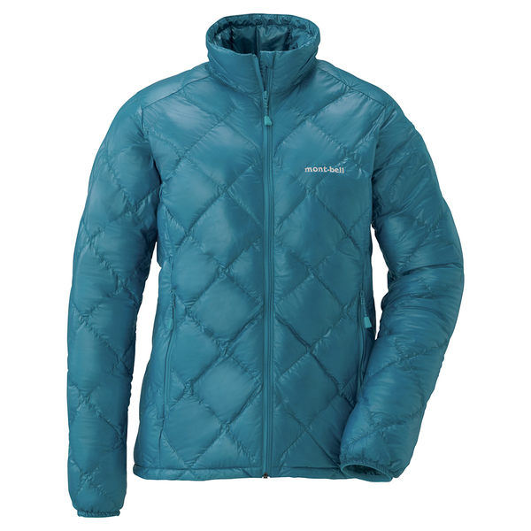 [好也戶外]mont-bell Superior Down Jacket 女款輕量800FP羽絨立領外套 雀藍 No.1101467-PE