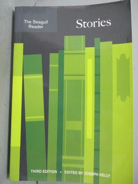 【書寶二手書T4/原文小說_ODO】The Seagull Reader: Stories_Kelly, Joseph