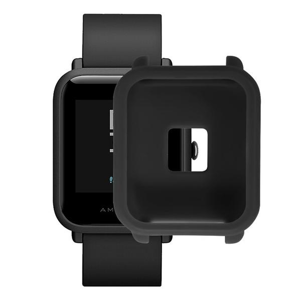 華米 Amazfit 保護殼 錶框 智慧手環 米動青春版 軟殼 手錶框 保護套 矽膠 防護套 全包 保護框