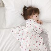 嬰兒秋裝兒童女童套裝睡衣長袖兩件套寶寶全棉家居服空調服新款秋【叢林之家】