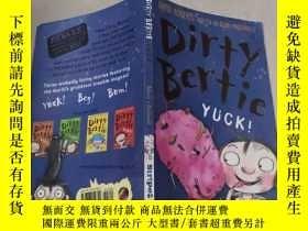 """二手書博民逛書店Dirty罕見Bertie: Yuck!""""臟""""男孩波迪:真討厭!Y212829"""