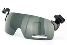 AD夾帽式可前掀UV400寶麗來偏光鏡片太陽眼鏡JD41P