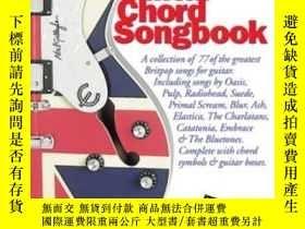 二手書博民逛書店The罕見Big Britpop Guitar Chord SongbookY255562 不祥 Wise P
