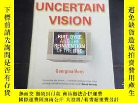 二手書博民逛書店UNCERTAIN罕見VISIONY271632 Georgin