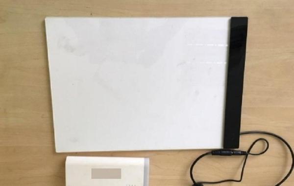 【NF306】LED拷貝版 A4拷貝台動漫 觸控調光拷貝板透寫台看片台臨摹台LED繪畫板 繪圖神器