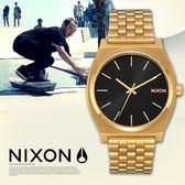 【人文行旅】NIXON | A045-2042 Time Teller時尚百變中性錶