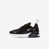 Nike Air Max 270 PS [AO2372-001] 中童鞋 休閒 經典 運動 氣墊 舒適 編織 黑白