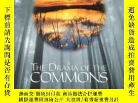 二手書博民逛書店The罕見Drama Of The CommonsY255562 Committee On The Human