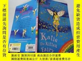 二手書博民逛書店katie罕見the kitten fairy :小貓仙女凱蒂。Y200392