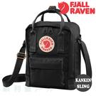 瑞典 Fjallraven KANKEN SLING 隨身袋 550 黑 空肯包 肩背包 斜背包 側背包 OUTDOOR NICE
