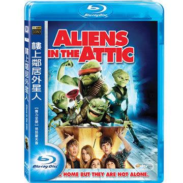 樓上鄰居外星人 BD Aliens In the Attic (音樂影片購)