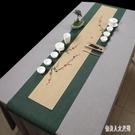 防水茶桌布 中式禪意茶旗茶道茶墊素雅中國風日式 BT5207『俏美人大尺碼』