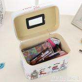 化妝包大容量多功能便攜可愛小號旅行手提韓國收納盒大小號化妝箱 科炫數位