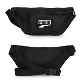 PUMA Deck腰包(臀包 側背包 慢跑 斜背包 免運 ≡排汗專家≡