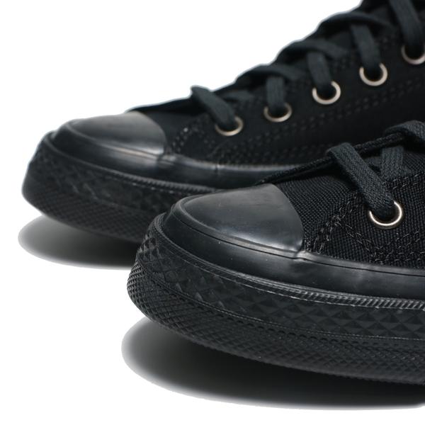 CONVERSE 帆布鞋 CHUCK TAYLOR 1970 70S 全黑 低筒 男女 (布魯克林) 168929C
