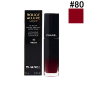Chanel 香奈兒黑管 超炫耀釉光唇萃5.5ml #80/ 2020年秋冬新款