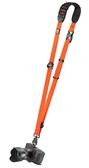 【】BLACKRAPID 快槍俠(BT透氣精品系列) 橘色穿越快手 Cross Shot Orange 斜肩掛背帶 BTCROSS-O