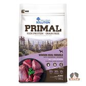 【寵物王國】耐吉斯源野高蛋白-無穀全齡犬鹿肉配方16磅(7.2kg)