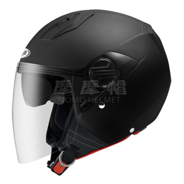 ZEUS ZS-213《素色系列》半罩式 安全帽 歐式 輕巧 機能 (多種顏色) (多種尺寸)