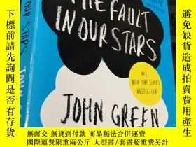二手書博民逛書店THE罕見FAULT IN OUR STRSY5834 John Green Penguin 出版2012