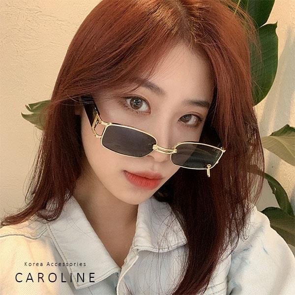 《Caroline》年度最新網紅款潮流行百搭抗UV時尚太陽眼鏡 72779