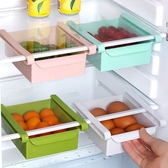 置物盒-魔術收納冰箱保鮮衛生夾層盒 瀝水收納盒 收納架 保鮮盒【AN SHOP】