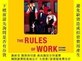 二手書博民逛書店The罕見Rules Of WorkY255174 Dan Ma
