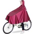 自行車雨衣電瓶單車學生雨披騎行專用男女全身單人時尚遮臉防暴雨 印巷家居