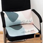 冰絲涼感涼席墊透氣坐墊久坐椅子椅墊夏季涼墊坐墊腰靠【宅貓醬】
