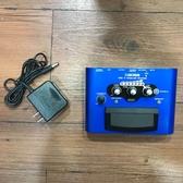 凱傑樂器 BOSS VE-1 Vocal Echo 人聲效果器 附非原廠變壓器 中古美品