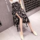 泰國度假半身裙女夏新品流行沙灘裙子一片式...