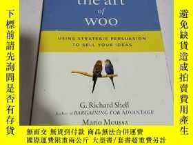 二手書博民逛書店the罕見art of woo(英文)Y212829