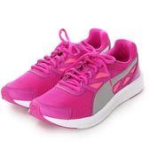 Puma Driver 女款 白 桃紅 休閒運動鞋 輕量慢跑鞋 低調簡單 18906205