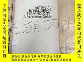 二手書博民逛書店Artificial罕見Intelligence Termino