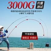 鯉魚竿碳素超輕超硬3.9 5.4 6.3 7.2米長節手竿台釣釣魚竿 NMS 1995生活雜貨