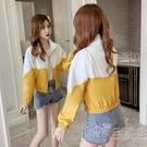 2020初秋款短款外套女寬鬆學生百搭時尚150cm145矮小個子穿搭風衣 小時光生活館