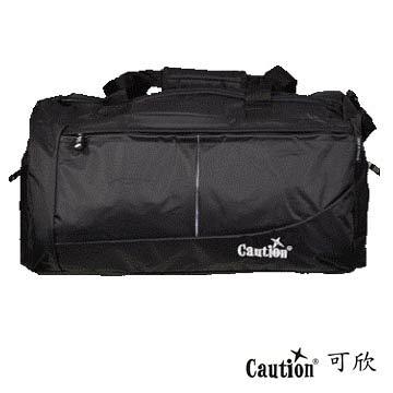旅遊 旅行袋 Caution 可欣 8511 神秘黑