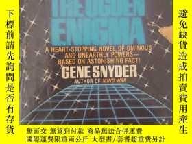 二手書博民逛書店奧格登謎罕見the ogden enigma(英文原版小說) B
