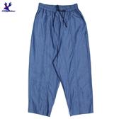 【秋冬降價款】American Bluedeer - 牛仔抽繩長褲 秋冬新款